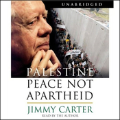 Palestine: Peace Not Apartheid (Unabridged) audiobook download