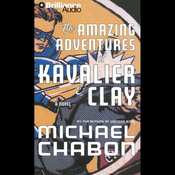 The Amazing Adventures of Kavalier & Clay audiobook download