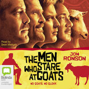 The Men Who Stare at Goats (Unabridged) audiobook download