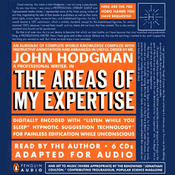 The Areas of My Expertise audiobook download