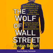 The Wolf of Wall Street audiobook download