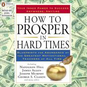 How to Prosper in Hard Times (Unabridged) audiobook download