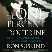 The One Percent Doctrine: Deep Inside America's Pursuit of Its Enemies Since 9/11 audiobook download