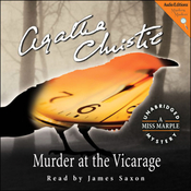 Murder at the Vicarage: A Miss Marple Mystery (Unabridged) audiobook download