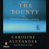 The Bounty: The True Story of the Mutiny on the Bounty audiobook download