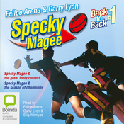 Specky Magee Back to Back (Unabridged) audiobook download