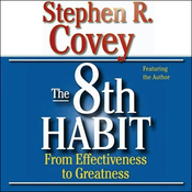 The 8th Habit: From Effectiveness to Greatness audiobook download