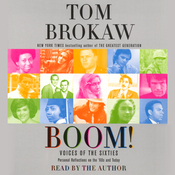 Boom!: Voices of the Sixties: Personal Reflections on the '60s and Today audiobook download