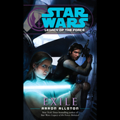 Star Wars: Legacy of the Force #4: Exile audiobook download
