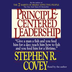 Principle-centered-leadership-audiobook