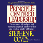 Principle-centered-leadership-audiobook