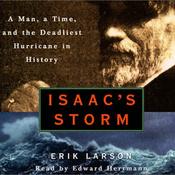 Isaac's Storm audiobook download
