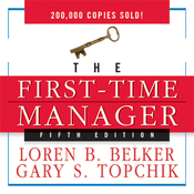 The First-Time Manager (Unabridged) audiobook download