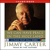 We Can Have Peace in the Holy Land (Unabridged) audiobook download
