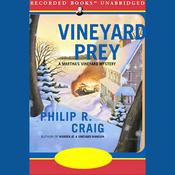 Vineyard Prey: A Martha's Vineyard Mystery (Unabridged) audiobook download