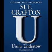 U Is for Undertow audiobook download