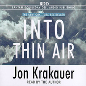 Into Thin Air (Unabridged) audiobook download