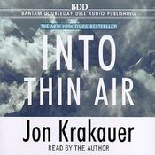 Into Thin Air (Unabridged) audiobook download