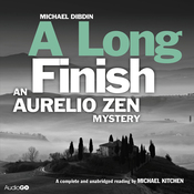 Aurelio Zen: A Long Finish: An Aurelio Zen Mystery (Unabridged) audiobook download