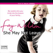 She May Not Leave (Unabridged) audiobook download