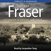 Person Or Persons Unknown (Unabridged) audiobook download