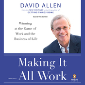 Making It All Work (Unabridged) audiobook download