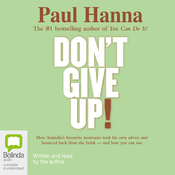 Don't Give Up! (Unabridged) audiobook download