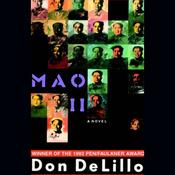Mao II (Unabridged) audiobook download