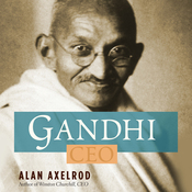 Gandhi CEO: 14 Principles to Guide & Inspire Modern Leaders (Unabridged) audiobook download