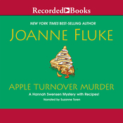 Apple Turnover Murder: A Hannah Swensen Mystery with Recipes! (Unabridged) audiobook download