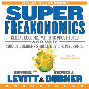 Superfreakonomics-unabridged-audiobook