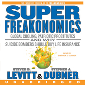 SuperFreakonomics (Unabridged) audiobook download