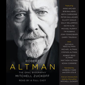 Robert Altman: The Oral Biography audiobook download