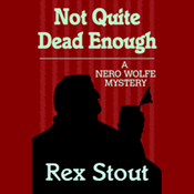 Not Quite Dead Enough (Unabridged) audiobook download