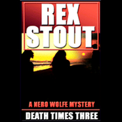 Death Times Three (Unabridged) audiobook download