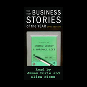 The Best Business Stories of the Year, 2001 Edition (Unabridged) audiobook download