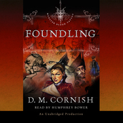 Foundling: Monster Blood Tattoo, Book One (Unabridged) audiobook download