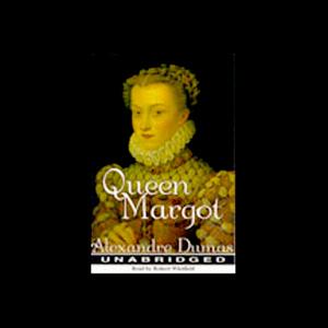 Queen-margot-unabridged-audiobook