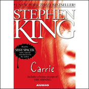 Carrie (Unabridged) audiobook download