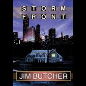 Storm Front: The Dresden Files, Book 1 (Unabridged) audiobook download