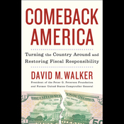 Comeback America: Turning the Country Around and Restoring Fiscal Responsibility (Unabridged) audiobook download
