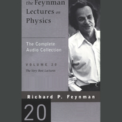 The Feynman Lectures on Physics: Volume 20, The Very Best Lectures (Unabridged) audiobook download