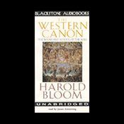 The Western Canon: The Books and School of the Ages (Unabridged) audiobook download