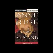 The Vampire Armand (Unabridged) audiobook download