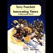 Interesting Times: Discworld #17 (Unabridged) audiobook download