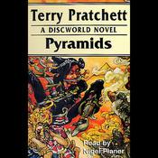 Pyramids: Discworld #7 (Unabridged) audiobook download