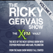 The XFM Vault: The Best of The Ricky Gervais Show with Stephen Merchant and Karl Pilkington, Volume 2 audiobook download