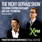 The XFM Vault: The Best of The Ricky Gervais Show with Stephen Merchant and Karl Pilkington, Volume 1 audiobook download