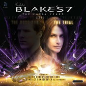 Blake's 7: Jenna - The Trial: The Early Years (Unabridged) audiobook download