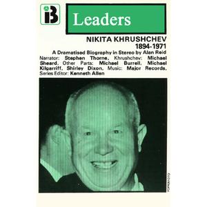Nikita-khrushchev-the-leaders-series-dramatized-audiobook